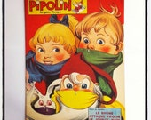 Pipolin   french vintage  book