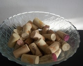 On Sale Craft Supplies 50 Used Corks Synthetic and Cork Material DIY Project