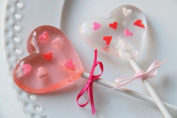 like this item - Valentine Lollipops