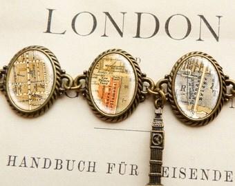 Historical London - Vintage Bracelet