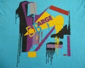 DEBARGE vintage 1984  tour TSHIRT