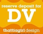Custom Deposit Listing For daiizeecraze - Deposit for Invitation Set of 50
