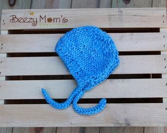 IN STOCK Little boy blue bonnet
