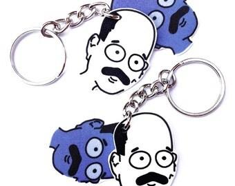 Tobias - The Man Inside Keychain