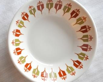 Syracuse China Syralite Captain's Table Condiment Bowl