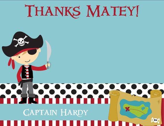 Printable Pirate Birthday Invitations for amazing invitation example