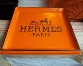hermes replica trays