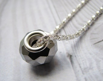 Silver & Silver ... Froshjewels original necklace