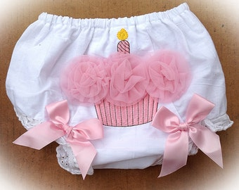 Cupcake Bloomers