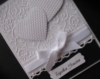 Wedding Card Together Forever