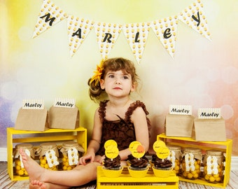 Personalized Birthday Party Package Digital DIY