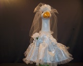 Large Goose Bride Outfit