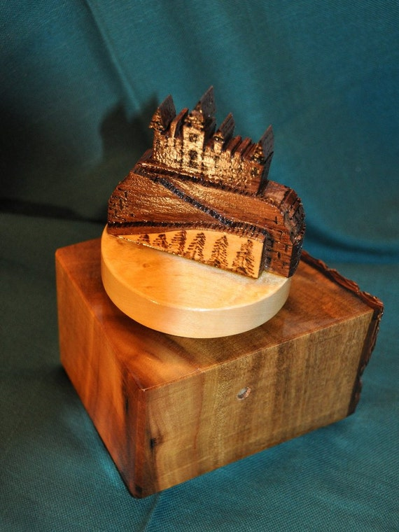 Castle Music Box