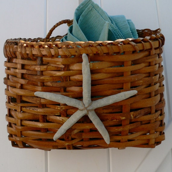 Beach Basket for Bike or Door