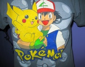 Vintage 90s Pokemon T-shirt