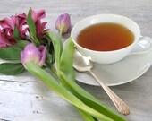 Pomegranate Rosehip Black Tea • 8 oz. Kraft Bag • Naturally Sweet Loose Leaf Blend