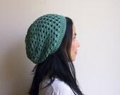 Crochet pattern slouchy women hat granny cluster  beanie woman beret,  DIY photo tutorial, PDF, instant download