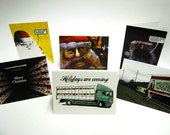 A6 Christmas Cards with Envelopes