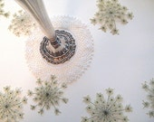 Wedding Flowers Wedding Table Decor Lace CONFETTI Real Pressed Queen Anne's Lace