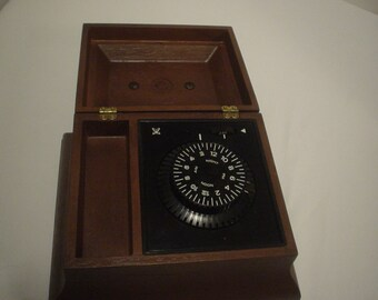 Vintage Sears, Roebuck and Co Electric Table Top In a Box  Timer on SALE