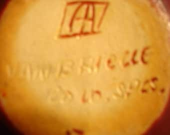 Vintage, Van Briggle pottery from Colorado Springs