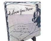 PERSONALIZED PHOTO GIFTS -Christmas Gifts For Dad-Custom Granite signs for any phrase,sayings,pictures etc..