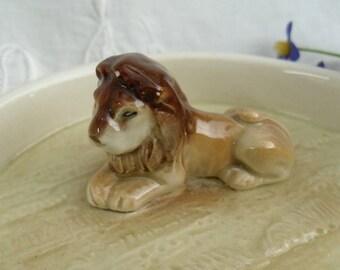 OTAGIRI Ashtray Lion Potpourri or Trinket Dish, Home Decor 1981