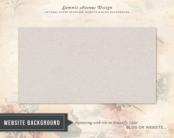Natural Paper In 4 COLORS Seamless repeating website & blog background - Instant Download