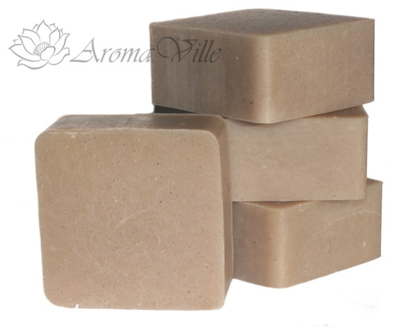 Rhassoul & Argan Oil Natural Palm-free shampoo bar