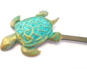 Beach Wedding Hairpins Turtle Hair Accessories Fashion Bobby Pin Clip