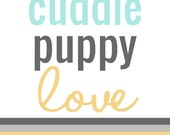Premade 12 Piece Etsy Shop Set - Cuddle Puppy Love for Renee
