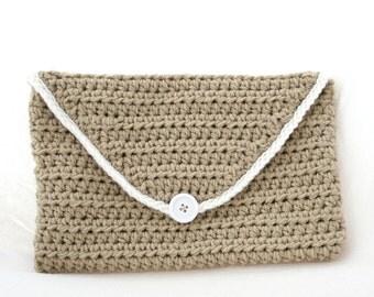 DIGITAL PATTERN:Laptop Sleeve PATTERN, Crochet Laptop Sleeve Pattern, Laptop Cover Pattern,Macbook Sleeve