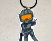Master Chief  - Halo 4 - Keychain