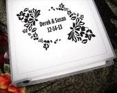 Wedding Planning Binder with Customized Classic Logo 7
