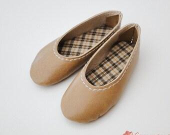 Basic Brown shoes for Minifee,  JID, MSD, BJD on box