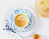 Lavender Lemonade Tea, Organic Loose Leaf Herbal Tea, Perfect for Iced or Hot Tea, 3 oz