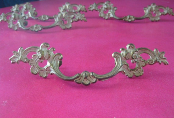 French Provincial Dresser Drawer Pulls French Provincial Drawer