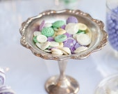 50 Edible Chocolate Buttons: Tea Time Pastel