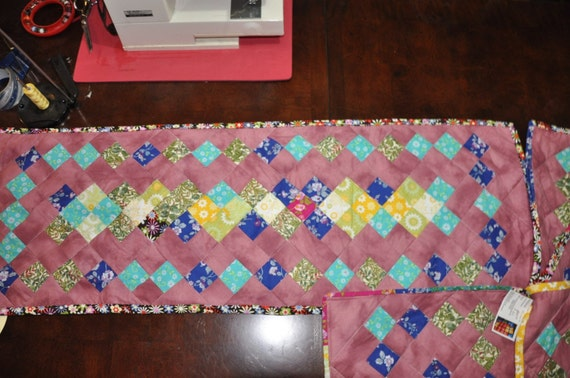 runners Table Runners Place table etsy and handmade matts