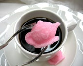 Teapot Shaped Sugar Cubes for Tea Parties, Showers, and Gifts 18