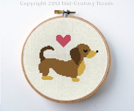 Dog Cross Stitch Patterns Free