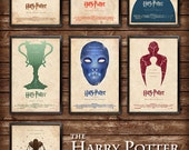 The Harry Potter Collection  - 11x17 Size