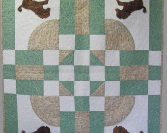 Quilt Pattern - Little Broomtails