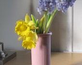 dansk pink vase