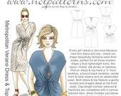 HP 1138 Metropolitan Verano Dress & Top