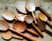 French Farm House Rustic Spoon - SundayBrocantes