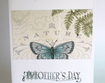 Mothers Day Card - Nature
