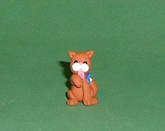 Polymer Clay IttyBitty Kitty