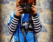 Future Photographer or Little Tourist Kids Camera T-shirt