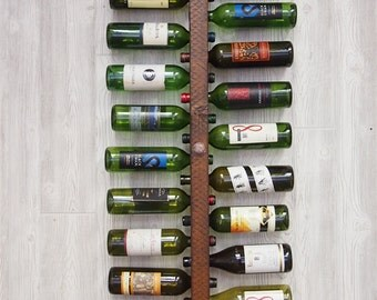 Wine Rack 24 Bottle, wine rack, wine rack wall mounted, wine rack wood, wine storage, dining room wall decor, wine storage in apartment